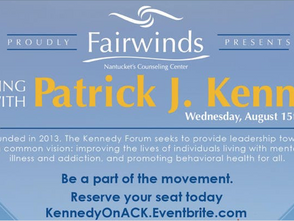 An Evening with Patrick Kennedy Fundraiser