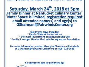 Free Family Dinner at Nantucket Culinary