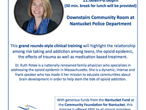 FREE Physiology of Addiction and Brain Development Training 12/8 with Dr. Ruth Potee