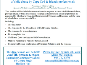 Responding to Child Abuse
