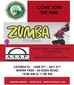 Free Saturday Morning Zumba!