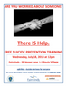 SafeTALK: Free Suicide Prevention Training 7/18