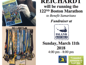 Veronica Orozco's Boston Marathon Fundraiser