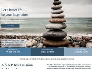 ASAP's new website!