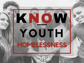 KNOW YOUTH HOMELESSNESS Survey happening now, 4/23-5/13