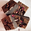 Thumbnail: Box of Rosewater & Raspberry Brownies NGCI - from