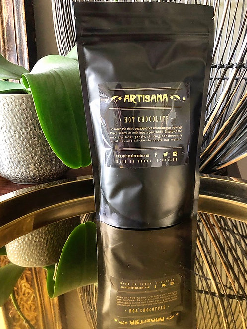 Artisana Hot Chocolate (add-on only)