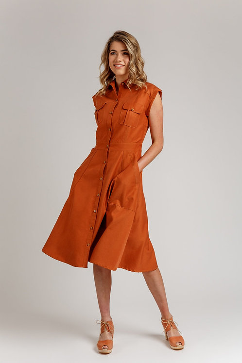 Megan Nielsen - Matilda Dress Pattern