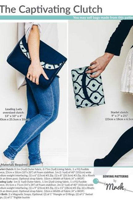 Mrs H Captivating Clutch Bag Pattern