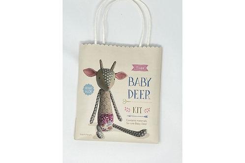 Tilda Sewing Kit - Baby Deer