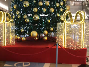Christmas has started in Spain