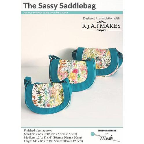 Mrs H SassySaddle Bag Pattern