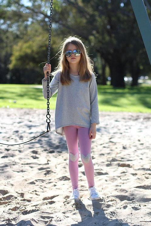 Megan Nielsen - Mini Briar Kids T-Shirt & Sweatshirt Pattern