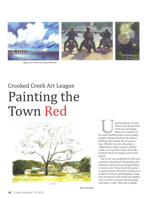 Article: Painting the Town Red