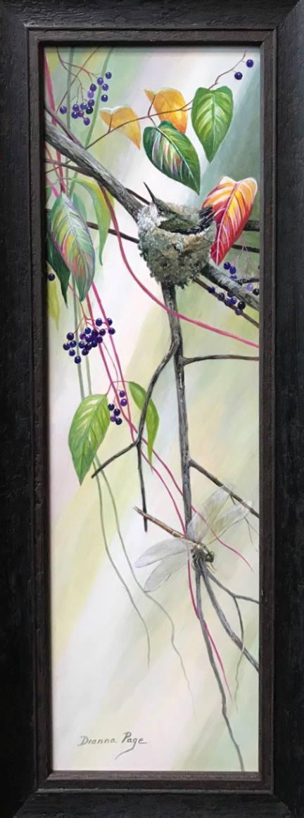 Blue Lavender Gallery - November 2019: Dianna Page