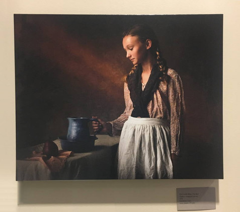 Chapin Town Hall Featured Artist Feb - Mar 2021: Kimberly Case