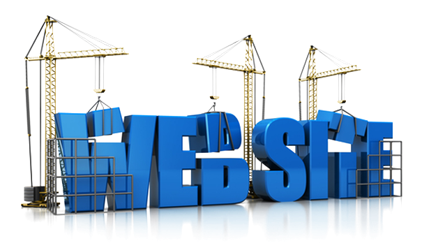 Website Under Construction Graphic