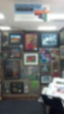 Crooked Creek Art League; Gallery; Palmetto Fine Arts