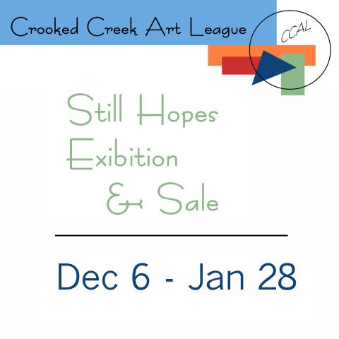 Still Hopes Exhibition Logo