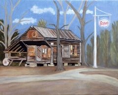 The Ole ESSO Station