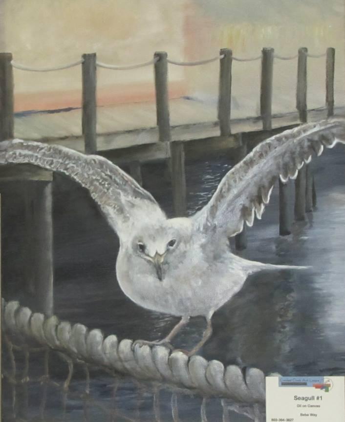 """Seagull #1"""