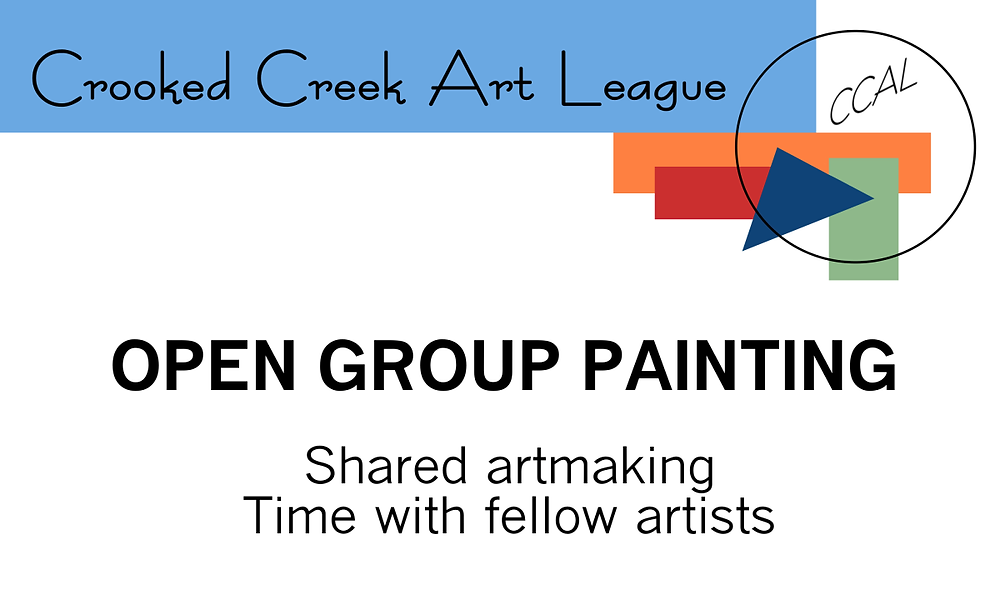 Open Group Painting Icon