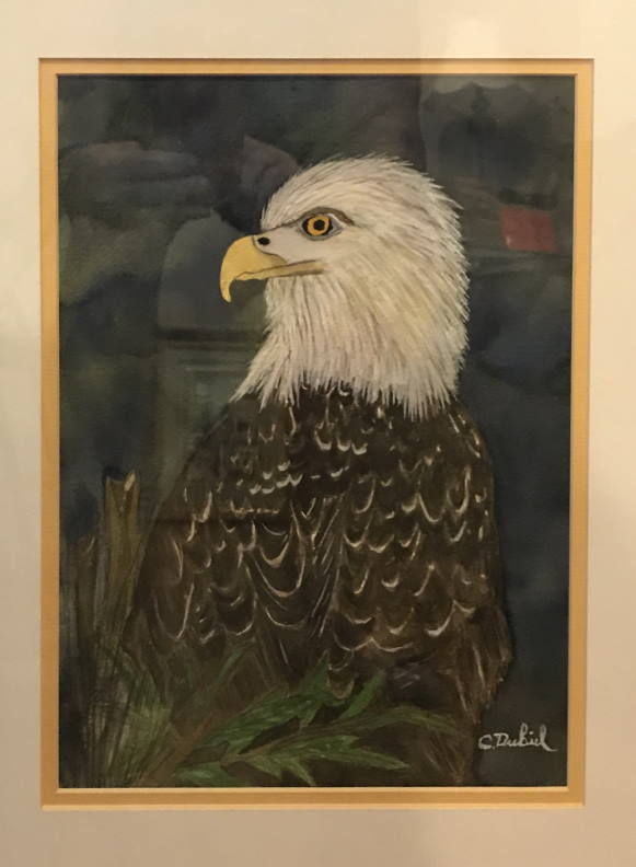 by Cathy Dubiel Original Painting