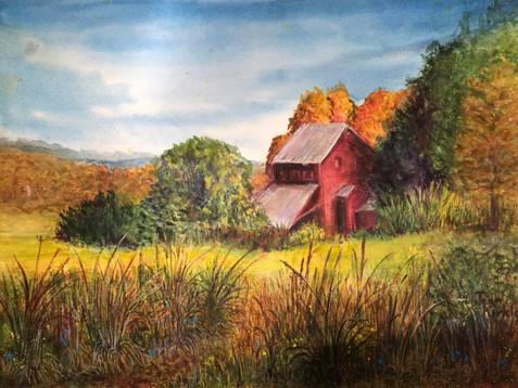 Spotlight Artist September 2021: Jean Kirkley