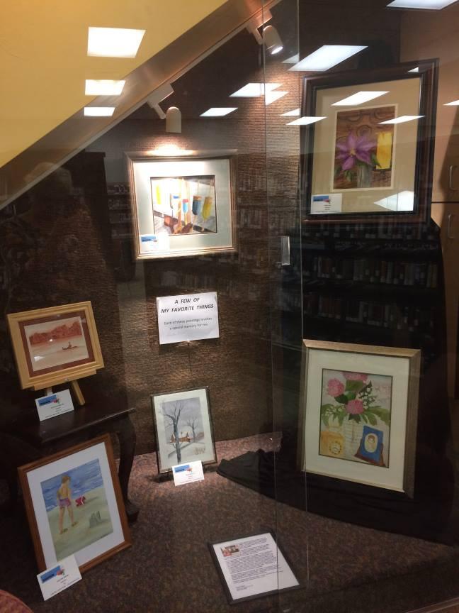 November Photo Artwork Display at Chapin Library