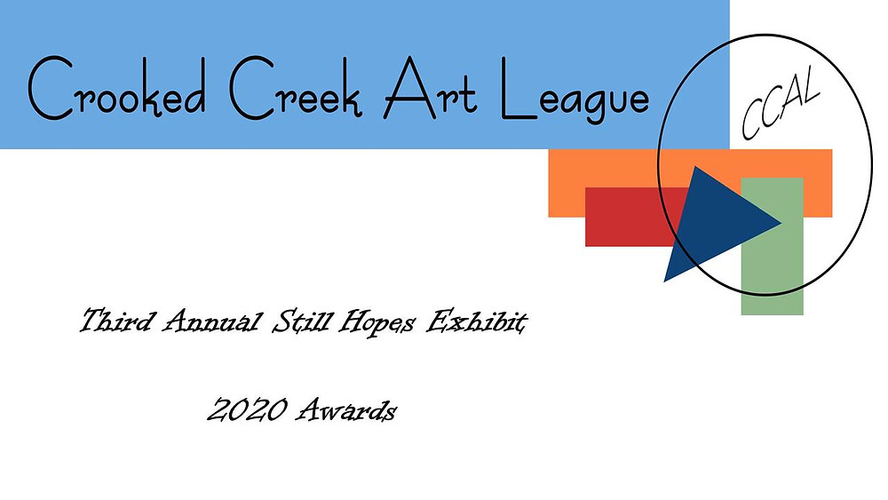 Cover Graphic for Still Hopes Exhibition Awards
