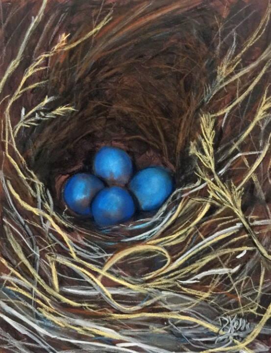 The Bluebird Nest