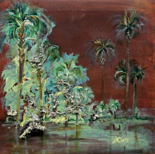 Unique Palm Trees