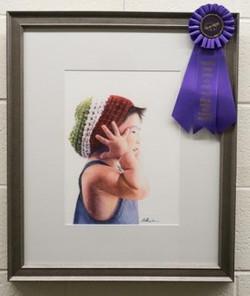 Cindy Fox Memorial Award-P