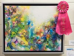 Palmetto Fine Arts Award-P