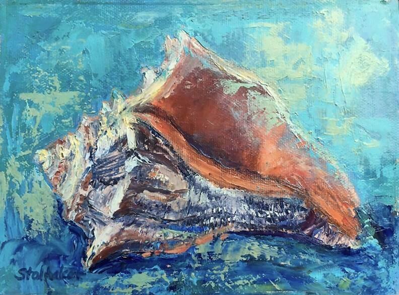 Capers Island Whelk
