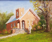 """""""The Little Church"""" by Ron Weathers"""