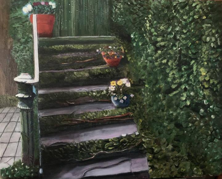 Savannah Steps
