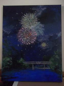 Fireworks, Dreher Island