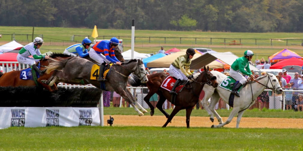 Jockeying for Final Position