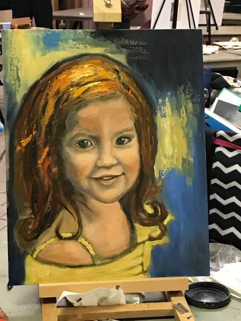 Sonya's fine artwork