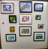 (Palmetto) Fine Arts on Display: June - July 2020