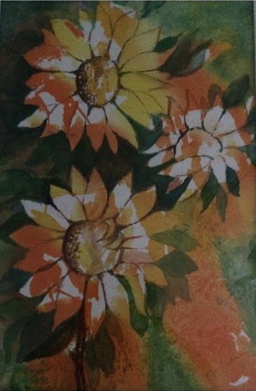 Glory of Sunflower