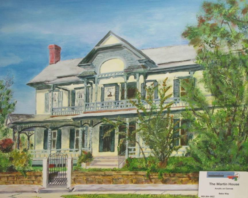 """The Martin House"""