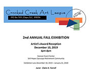 2019 Still Hopes Exhibition Program Cover
