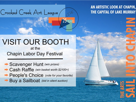 Come see us at the Festival!