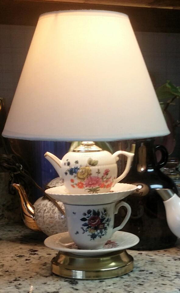 Cookbook Lamps
