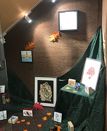 Crooked Creek Art League;gallery;Chapin Public Library
