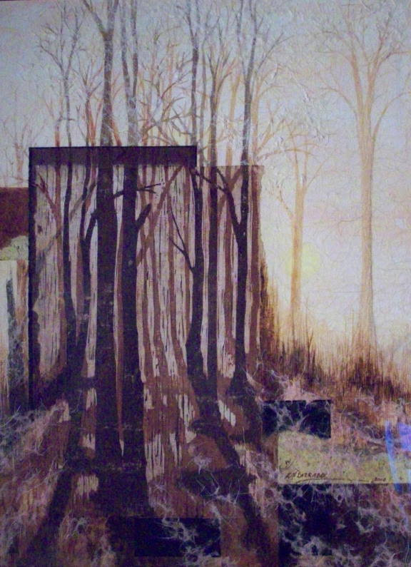 "Photograph ""Sunrise on Lake Murray"", by Alex DiFrancesco"