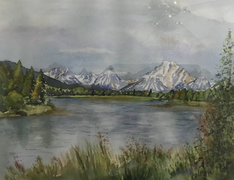 The Snake River.Ruth DiMirra