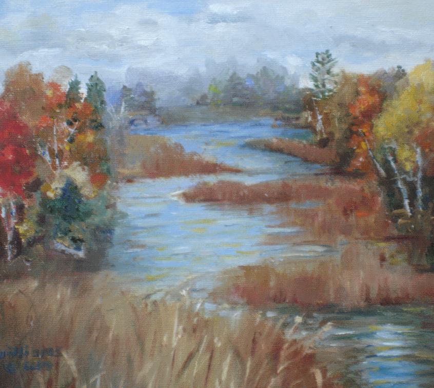 """""""Autumn Marsh"""""""